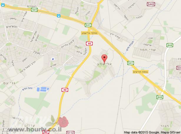 חדרים באלישמע | חדרים בתל אביב וגוש דן