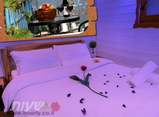חדרים לפי שעה בטבריה | חדרים בטבריה והסביבה