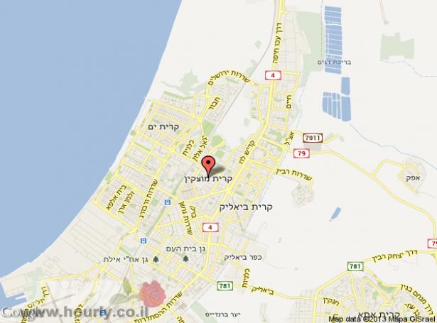 חדרים בקרית מוצקין   חדרים בחיפה והסביבה