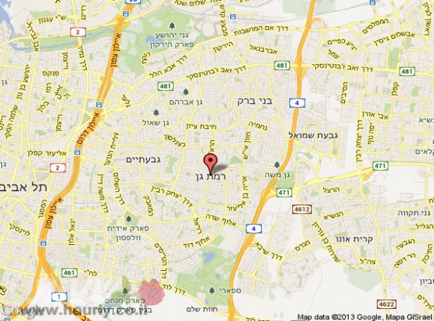 חדרים ברמת גן | חדרים בתל אביב וגוש דן