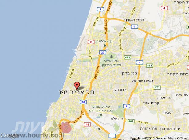 חדרים בתל אביב | חדרים בתל אביב וגוש דן