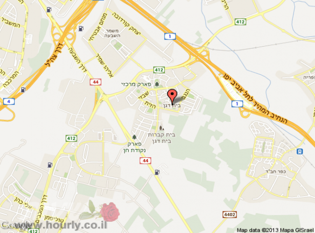 צימרים בבית דגן | צימרים בתל אביב וגוש דן