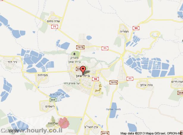צימרים בבית שאן | צימרים בחיפה והסביבה