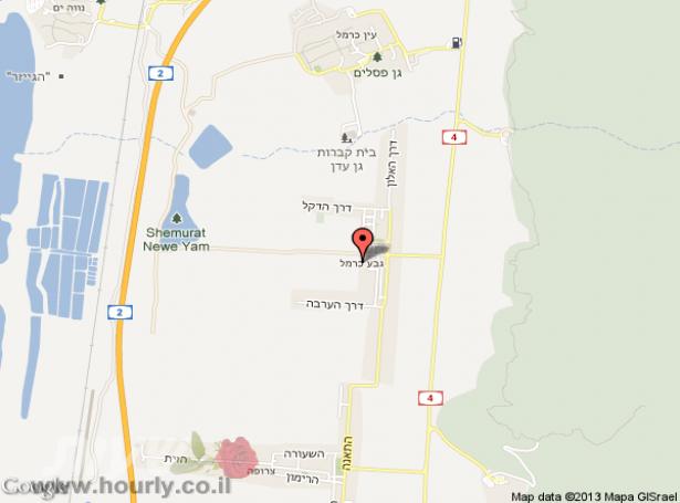 צימרים בגבע כרמל | צימרים בחיפה והסביבה