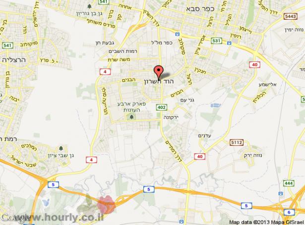 צימרים בהוד השרון | צימרים בתל אביב וגוש דן