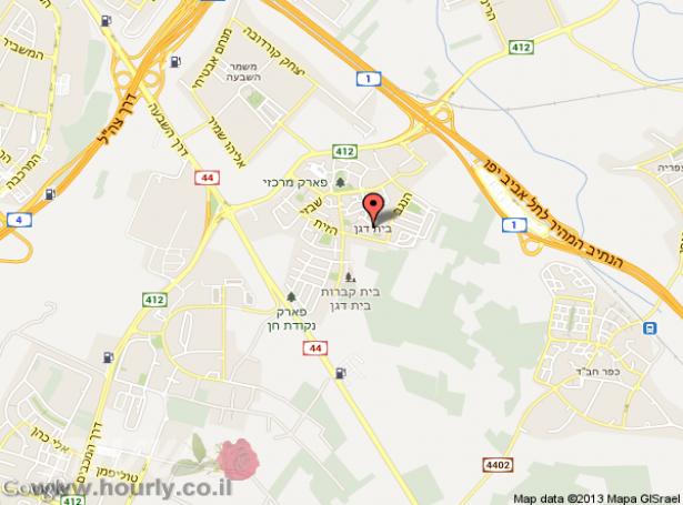 חדרים בבית דגן | חדרים בתל אביב וגוש דן