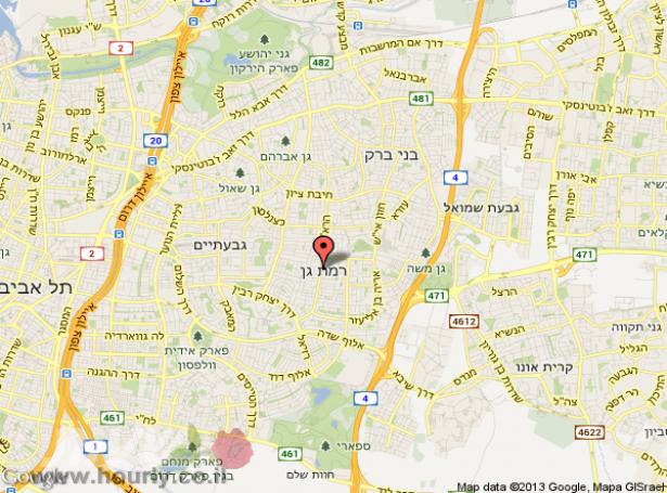צימרים ברמת גן | צימרים בתל אביב וגוש דן