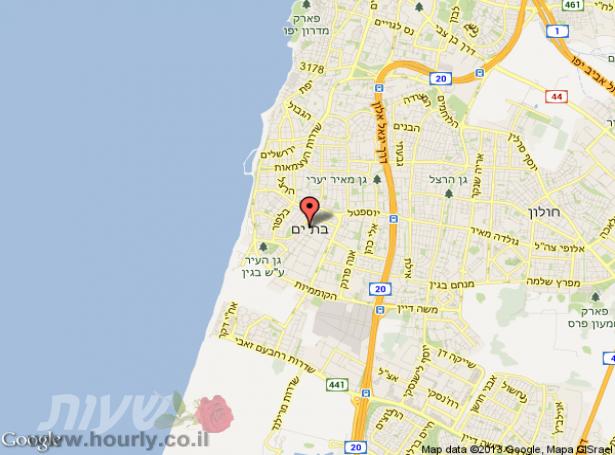 חדרים בבת ים | חדרים בתל אביב וגוש דן