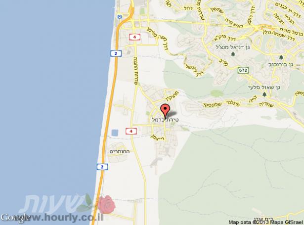 חדרים בטירת כרמל | חדרים בחיפה והסביבה