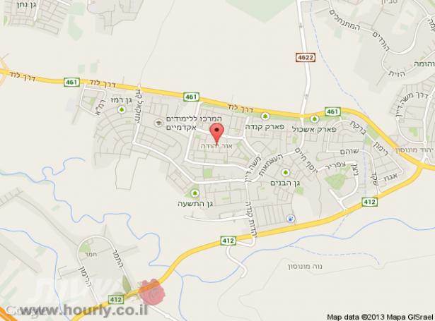 חדרים באור יהודה | חדרים בתל אביב וגוש דן
