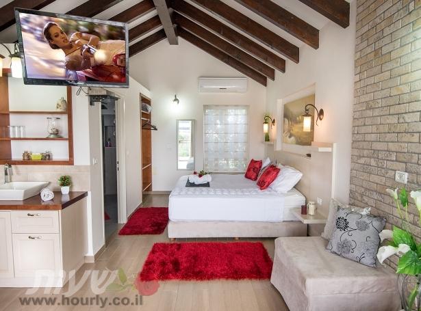 חדר בכפר תבור אהבה בתבור | חדרים בגליל תחתון ועמקים